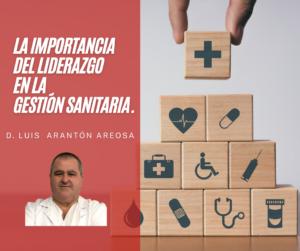"""Seminario Web """"La Importancia del liderazgo en la gestión sanitaria"""""""